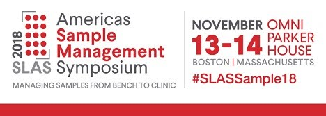 2018 SLAS Americas Sample Management Symposium
